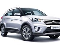 2016 HYUNDAI CRETA - 4 Door Jeep (Automatic)