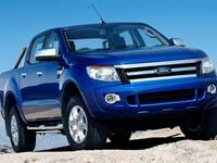 2016 Ford Ranger - 4 door (Manual)