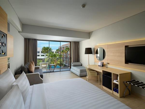 Grand Deluxe Family Room Swiss-Belhotel Tuban