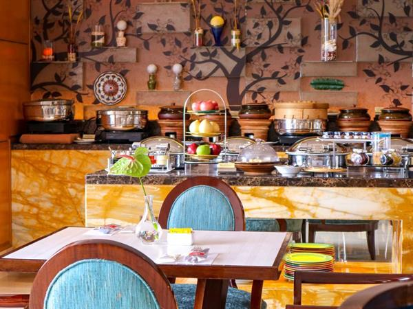 Executive Lounge on 17th Floor