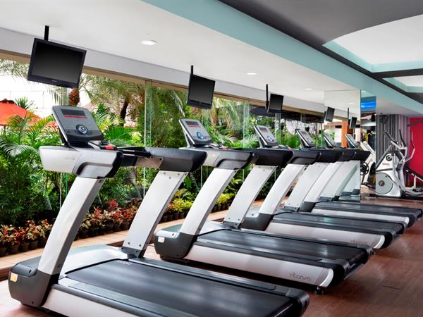 Fitness Center - Temporarily Closed due to PSBB Regulations