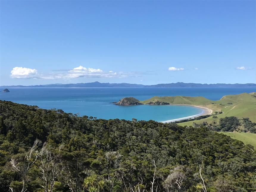 Coromandel Walks 2 Day Package