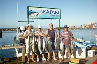 Seafari Fishing Charters