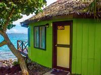 Sunset Waterfront Fale (was Seaside) Va I Moana Seaside Lodge