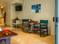 Poolside / Garden Studio Sunset Resort Rarotonga