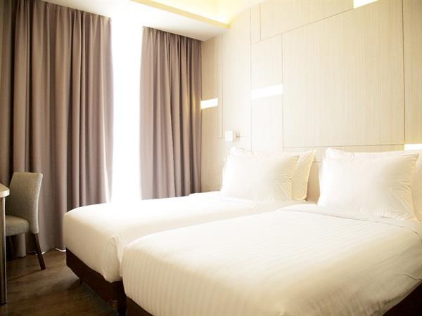 Deluxe Rooms Swiss-Belinn Cikarang