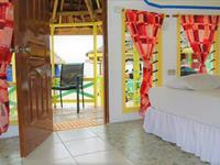 Beach Enclosed Ensuite Fale (with Fan)