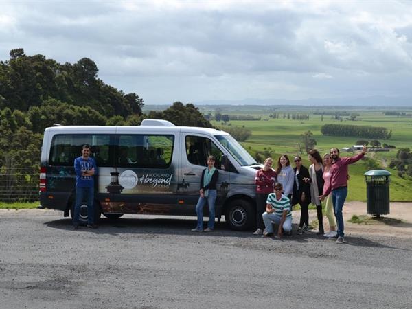 Auckland and Beyond Tours Waitomo Adventure Centre