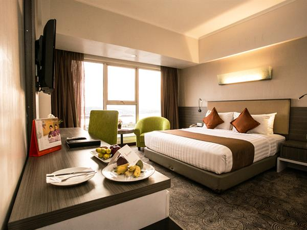 Executive Club Room Swiss-Belhotel Borneo Samarinda