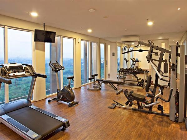 Gym Center Swiss-Belinn Cikarang