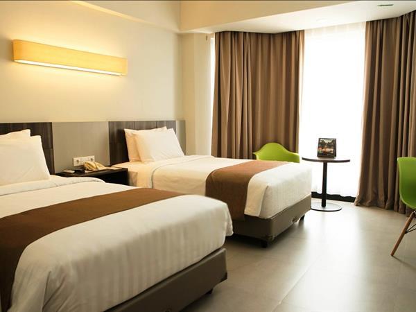 Superior Room Swiss-Belhotel Borneo Samarinda