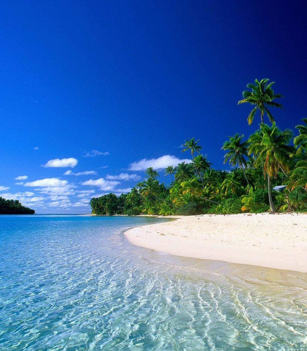 Cook Islands Beaches: Rarotonga Weddings & Aitutaki