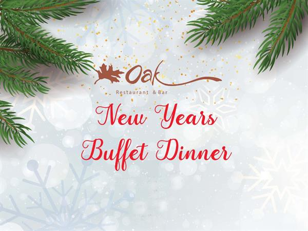 New Year's Buffet Dinner