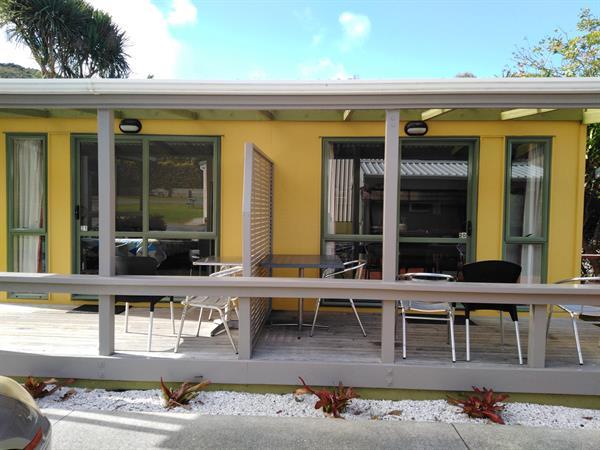 Basic Family cabin sleeps 4 Whatuwhiwhi Top 10 Holiday park