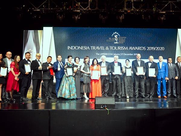 Swiss-Belhotel International Again Named 'Indonesia's Leading Global Hotel Chain'