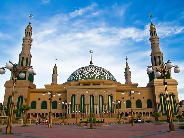 Islamic Center Mosque Swiss-Belhotel Borneo Samarinda