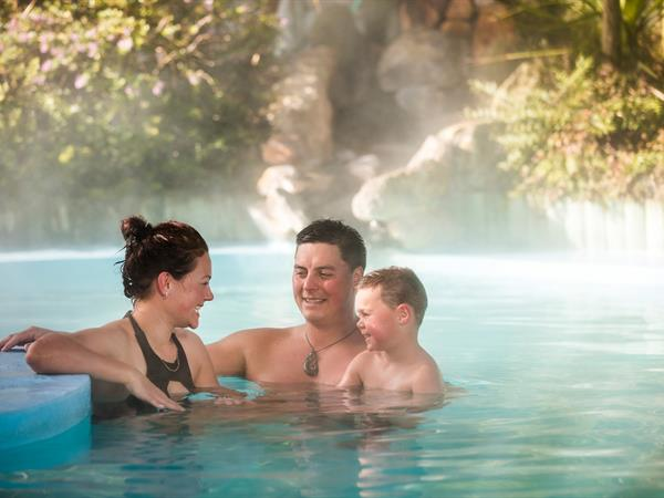 Lisa Bowie Talks About the History of Waikite Valley Thermal Pools Waikite Valley Thermal Pools