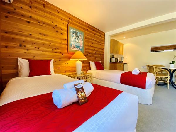 Triple Bed Studio Pacific Harbour Villas
