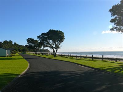 Beach Front Non Powered Sites
