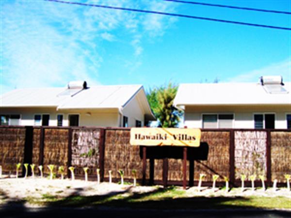 Hawaiki Villas