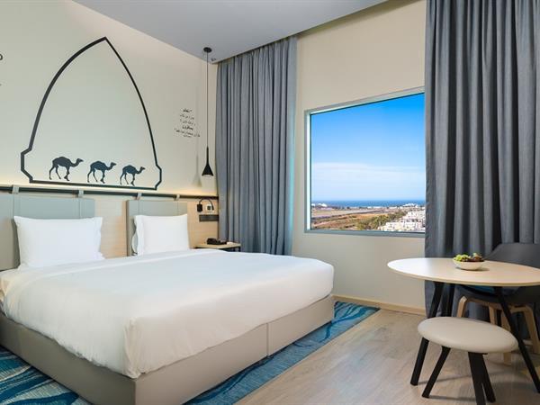 Superior Seaview Room Swiss-Belinn Muscat