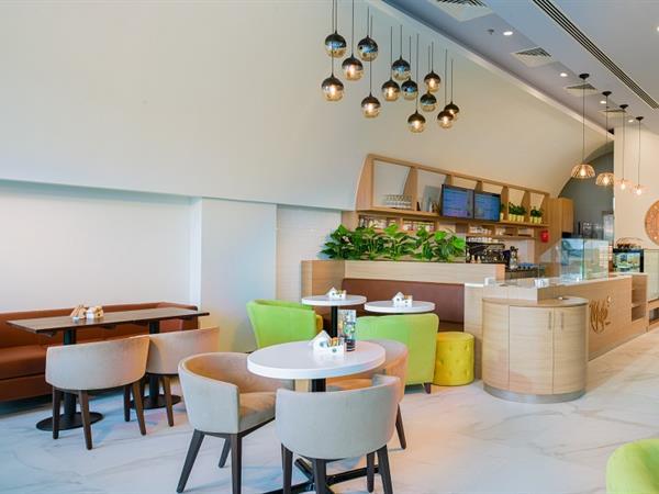 Meito Lounge Swiss-Belinn Muscat, Oman
