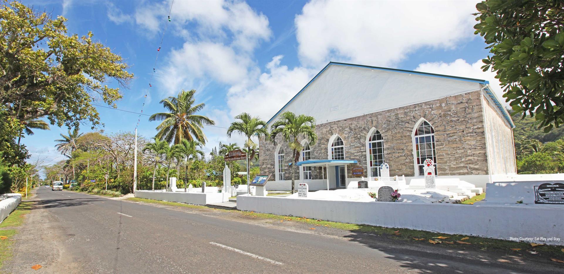 Discover Rarotonga