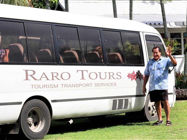 Island Discovery Tour Raro Tours Direct