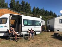 Powered Site Tongariro Holiday Park