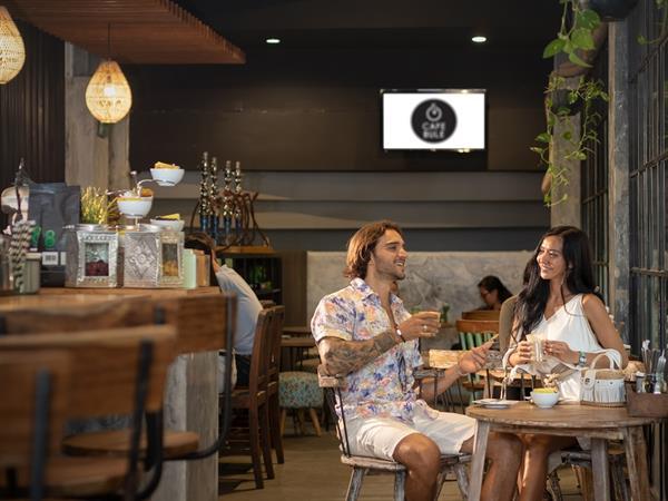 Café Bule by Swiss-Belhotel Rainforest Swiss-Belhotel Rainforest