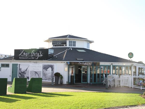 Zane Grey's Aquarium and Dock Restaurant and Bar Paihia Top 10