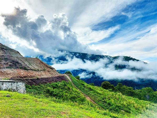 Mount Matantimali Swiss-Belhotel Silae Palu