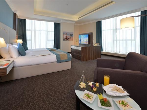 Deluxe Swiss-Belhotel Seef Bahrain