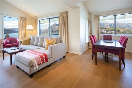 2 Bedroom Lakeview Villa