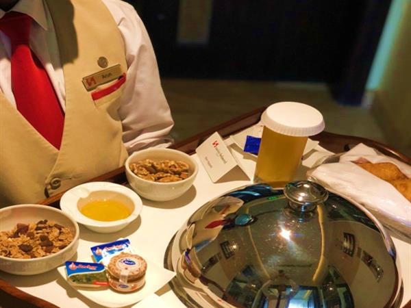 In-Room Dining Swiss-Belhotel Seef Bahrain