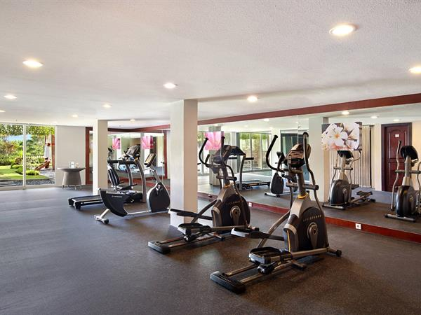 Gym Swiss-Belhotel Segara