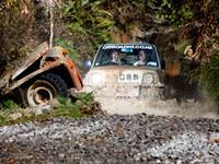 4WD Bush Safari Off Road NZ