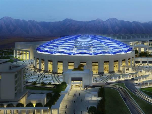 مركز عمان للمؤتمرات والمعارض سويس- بل إن مسقط عمان