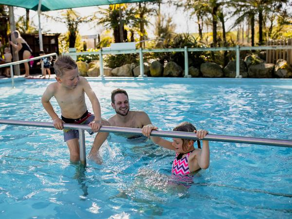 Things to do with Kids - Family Favourites in Rotorua Waikite Valley Thermal Pools