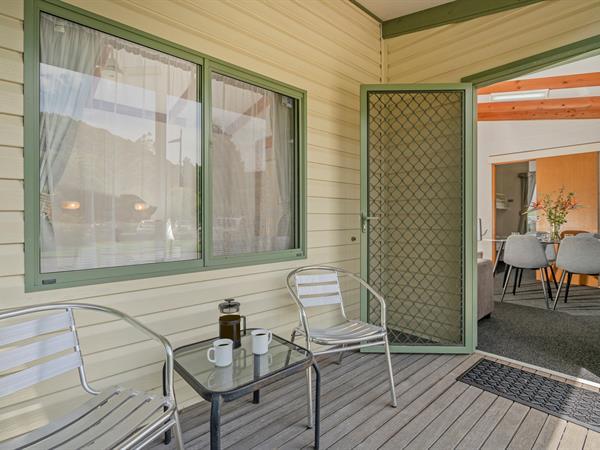 Park Motel - 2 bedroom Shelly Beach TOP 10 Holiday Park