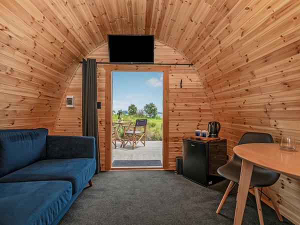 Pod - Beachside Deluxe Glamping Shelly Beach TOP 10 Holiday Park