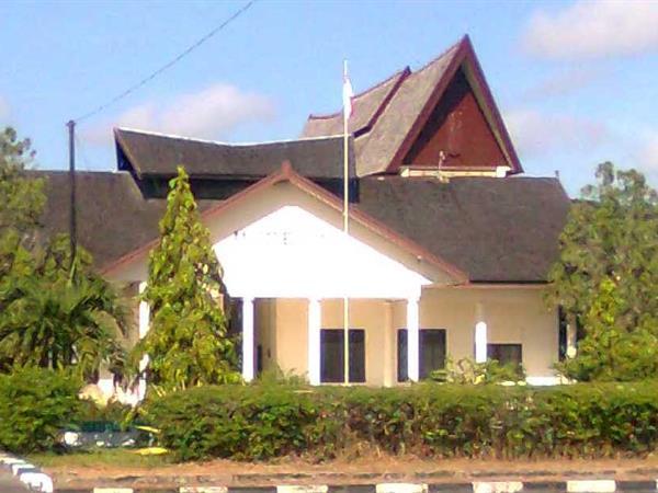 Balanga Museum Swiss-Belhotel Danum Palangkaraya