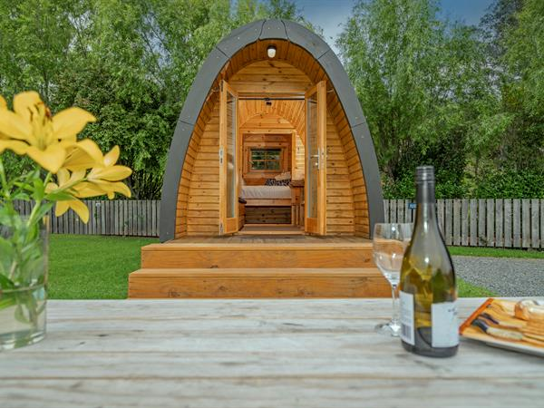 Pod - Standard Glamping Shelly Beach TOP 10 Holiday Park