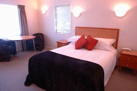Queen Studio Auckland Newmarket Motel