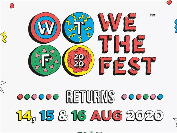 We The Fest - 14 to 16 Aug '20