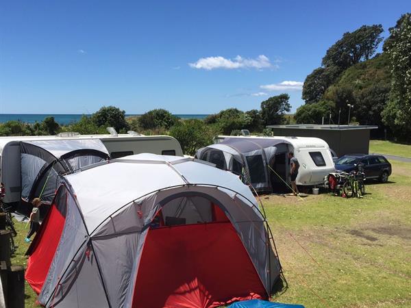 Tent Site (T/S) Bowentown Beach Holiday Park