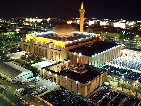Masjid Raya Swiss-Belboutique Bneid Al Gar Kuwait