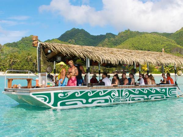 Koka Lagoon Cruise