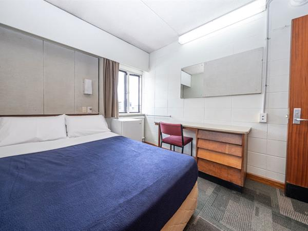 Private Double Room with Shared Bathroom Zest OK Auckland