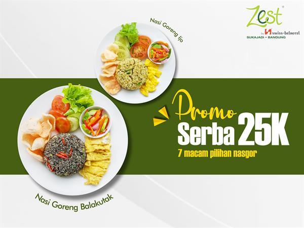 Zesty Box Zest Hotel Sukajadi Bandung